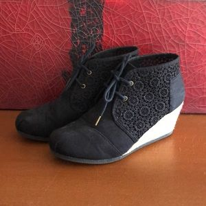 Skechers Lace Up Booties